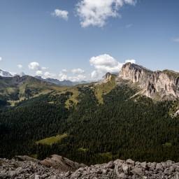 Klettern am Hexenstein
